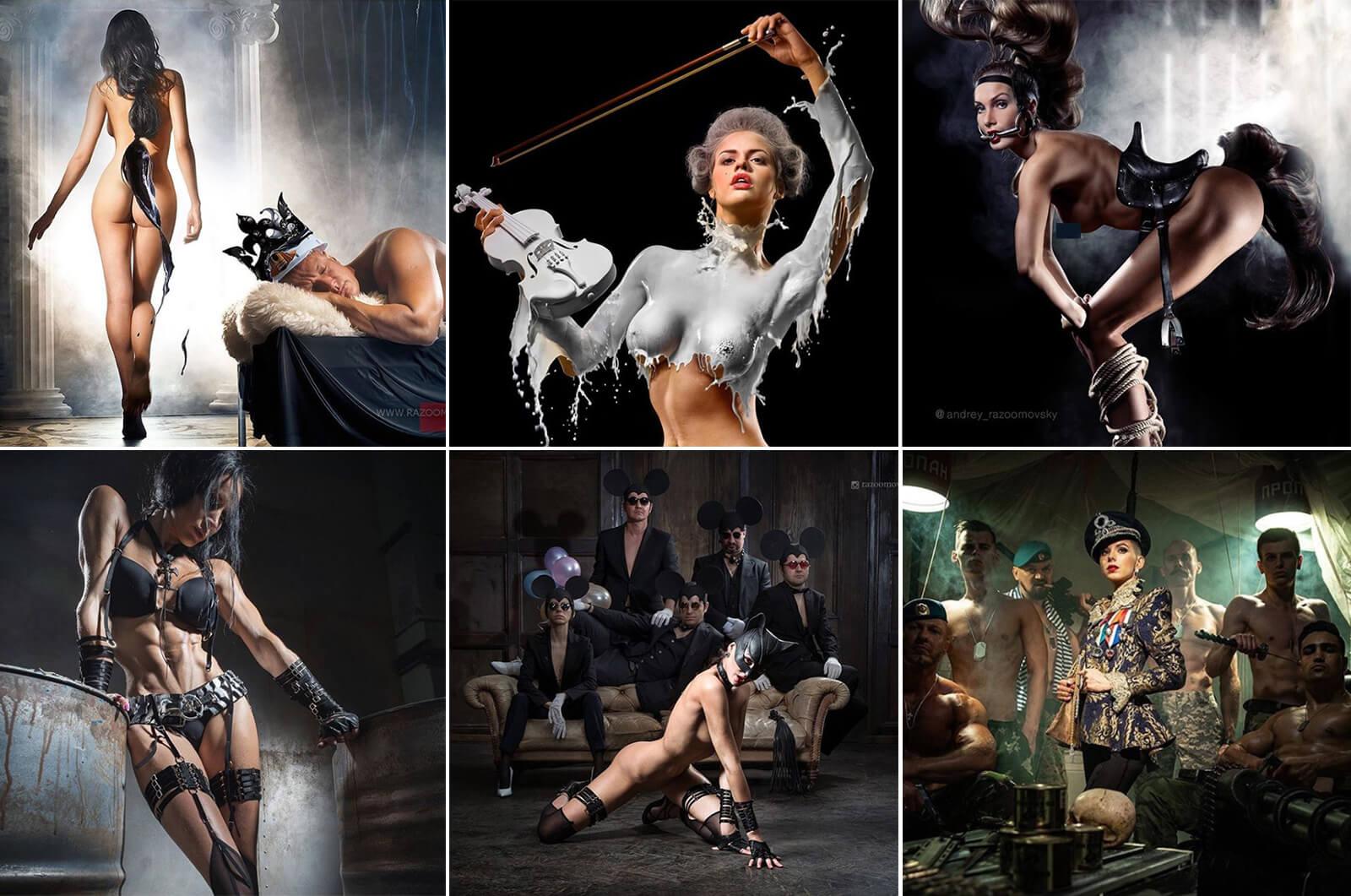 Фотограф разумовский требуется девушка на работу в рязани